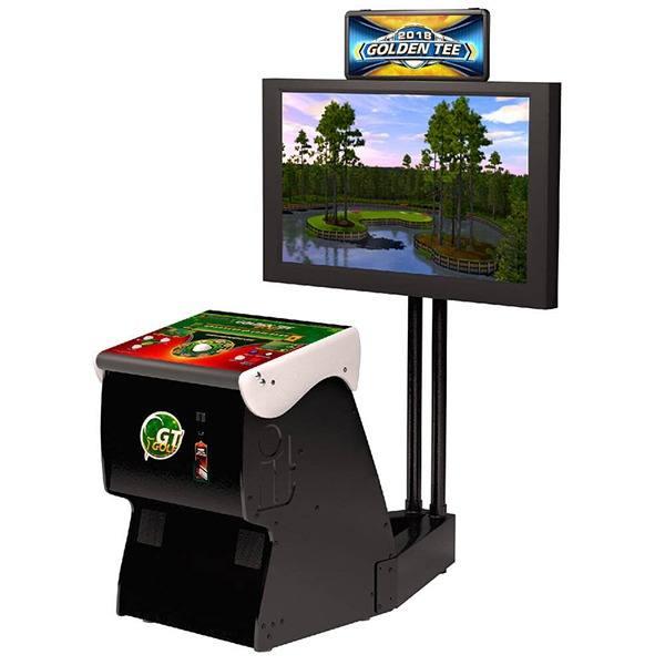 Golden Tee Home Arcade Golf Game