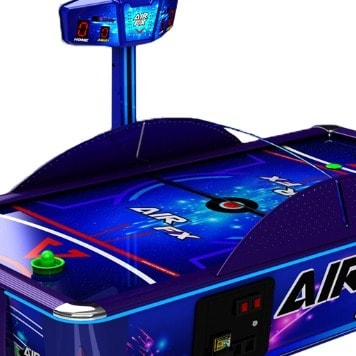 Coin Operated Arcade Games Commercial Air Hockey Tables