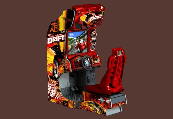 Tokyo Drift Arcade Game